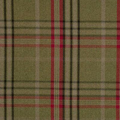Longmore In Red 02 By Curtain Express Curtain Fabric Store