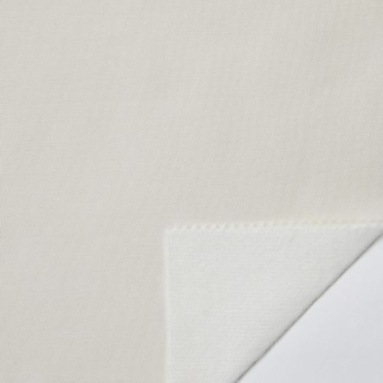 Bonded Poly/Cotton Twill with Polyester Fleece 6408