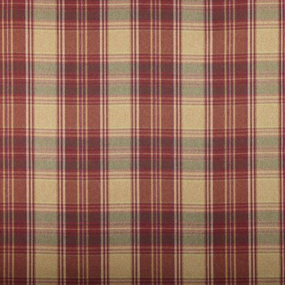 Strathmore In Auburn By Prestigious Textiles Curtain