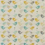 Birds Ochre Stock