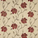 Everglade in Cherry by Iliv Interior Textiles