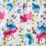In Bloom Summer Brights 1.1 Mtr Roll End