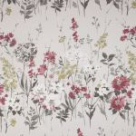 Wild Meadow Ruby 1.5 Mtr Roll End Stock