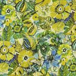 Tropical Garden in Mojito by Prestigious Textiles