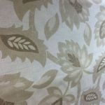 Sarasa Ivory Cream Stock Fabric