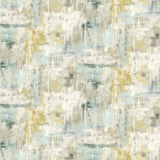 Abstract Powder Stock By Edinburgh Weavers Curtain