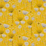 Bergen in Ochre by Fryetts Fabrics