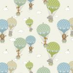 Zoo Animals Multi 1.3 Mtr Roll End
