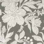 Hollyhurst in Charcoal by Studio G Fabric