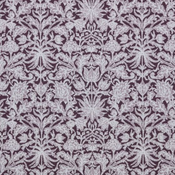 Riverhill In Plum By Ashley Wilde Curtain Fabric Store