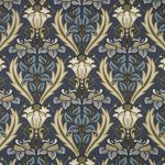Acanthus Navy Stock